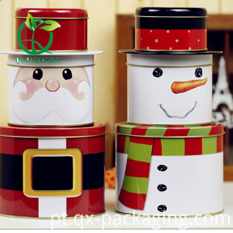 Christmas biscuit tin gifts