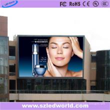 LED-Anschlagtafel-Anzeige P6 High Definition im Freienim Verkauf