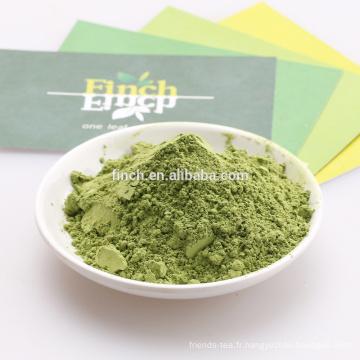 MGT-001 thé de matcha organique en gros de thé de poudre
