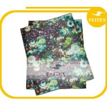 Tissu africain multicolore de mariage de partie Livraison gratuite Tissu marinier de brocart de Guinée Sego