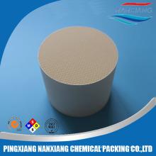 cordierite honeycomb ceramic monolith catalyst support ceramic porous ceramic filter