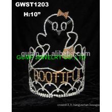 Diaz de l'Halloween Crown Tiara