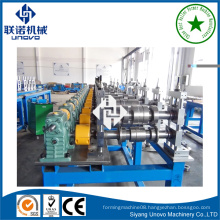 structure steel building keel rollform Z purlin making machine