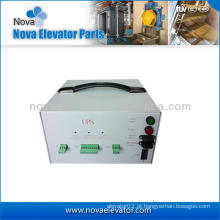 Componentes elétricos do elevador, fonte de alimentação ininterrupta para o sistema de segurança