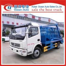 Dongfeng hydraulischen kleinen schwingen Arm Müllwagen