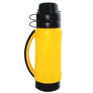 Plastic Vacuum Flask and Thermos Bottle 1.0L