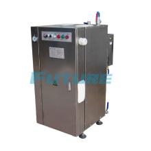 Китай 42kg / H 30kw Компактная нержавеющая сталь Электрическая паровая котельная
