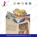 Customized size!Proper price top quality christmas greeting card,3d greeting card,handmade greeting card