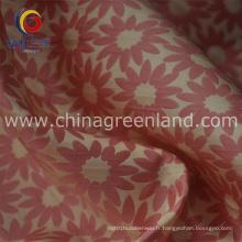 Tissu tissé de polyester de coton de Jacquard teint par fil pour le textile (GLLML192)