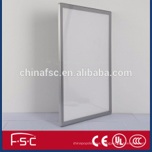 Factory price magnetic led backlit light box for advetising photo frame