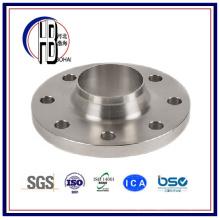 En Standard 304 bride de coude en acier inoxydable 316L