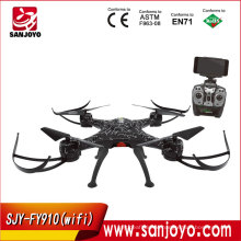 Toys SJY-FY910 Drone WIFI FPV With Camera Universal Remote Control 3 Axis Gimbal RC Large Scale Drone Electronic Toys
