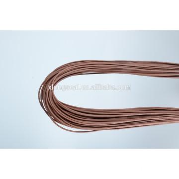 2015 Moderna cuerda decorativa de goma de silicona