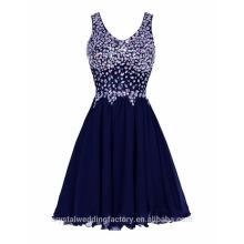 Vestidos de partido de Tulle del diseñador del cortocircuito atractivo de Alibaba o vestido de noche LC02