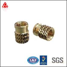 Aço inoxidável personalizado aço zincado noz embutida