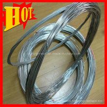 Fio Titanium puro de ASTM B863 Ti6al4V no estoque
