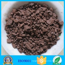 Natural manganese sand filter aquaculture special acid and alkali addition ferromanganese sand