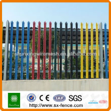 Anping W Section Palisade Fencing