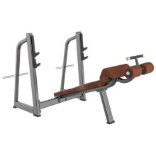 Banco de Declínio Olímpico Comercial Fitness Equipment