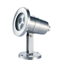 SS304 Lighting Solution 3W LED Underwater Light