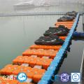plastic floating dock platform modular floating pontoon dock