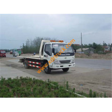 8.4ton Foton Flatbed Tow Truck Euro3