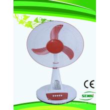 Ventilador solar AC110V de 16 pulgadas Ventilador solar de mesa (SB-ST-AC16A)