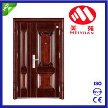 Puerta de acero Son-Mother con buena calidad, puerta de jardín