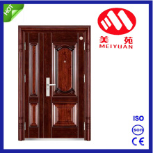 Steel Son-Mother Door with Good Quality, Garden Door