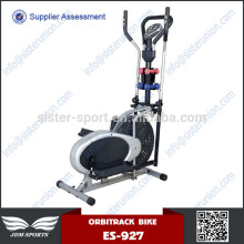New Gym Home Upright Exercise Fan Bike Workout Equipment with Electronic Display ES-927