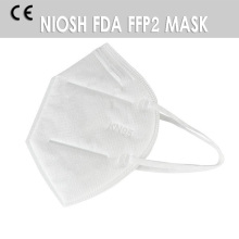 Folding Earloop KN95 Anti Dust Respirator Face Mask