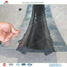Gute Qualität Gummi Waterstop mit Stahlkante