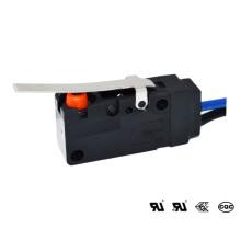 SPDT Водонепроницаемые пылезащитные прямые микропереключатели
