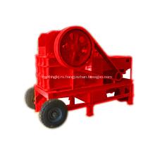 Мобильная молотковая дробилка Портативная молотковая мельница для продажи