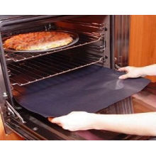 New Miracle Non-Stick Cooking Sheet Oven Liner Re-Usable For Fat Free Cooking