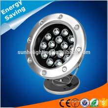 China CE ROHS approved Round led light energy saving pool light