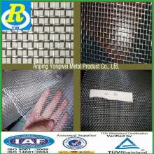 China tela de janela galvanizada