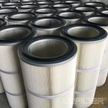 Elemento de filtro do coletor de pó industrial