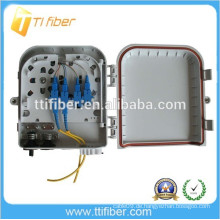 1X8 PLC mit SC UPC Stecker Fiber Optic Terminal Box