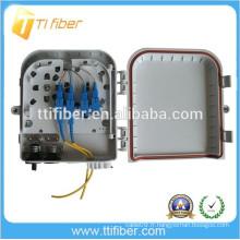 1X8 PLC avec connecteur SC UPC Boîtier terminal à fibre optique