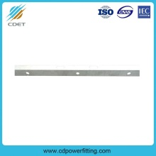 Galvanized Steel Cross Arm of Transmission Line Accessories