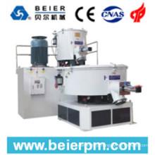 SRL-Z 500/1250 Misturador de Aquecimento / Refrigeração Vertical de Alta Velocidade de Plástico / Máquina de Compensar