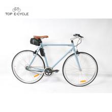 2017 venta caliente del pedal Assist Fixie Electric Bike