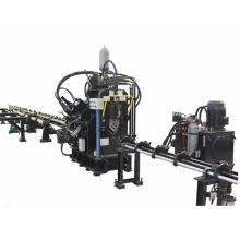CNC angle iron punch machine