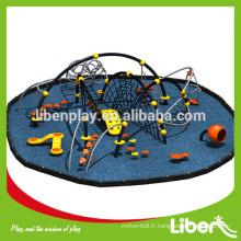 Équipement de jeux pour enfants commerciaux de luxe et de fantaisie