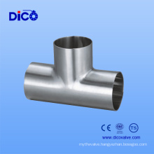 Stainless Steel Sanitary Fitting for Food Industry