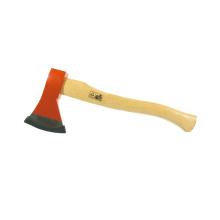 Топор для тушения пожаров с деревянной ручкой