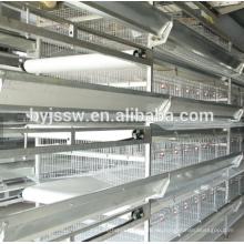 Geflügel-Bauernhof-Ausrüstung / benutzte Huhn-Käfige für Verkauf