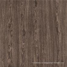 Venta al por mayor de madera mirar azulejos de piso de porcelana con superficie rústica