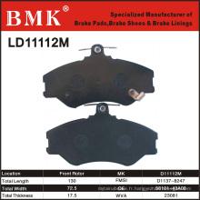 Plaquettes de frein de qualité avancée (D11112M) pour Hyundai